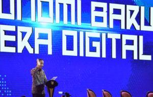 anak bangsa berinovasi di dunia digital, presiden mengajak kita untuk belajar di dunia digital, start up dunia digital di indonesia, presiden meminta anak indonesia mengembangkan dunia digital, online shopping banyak di gemari