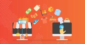 pertumbuhan sektor perdangan elektronik, e-Commerce, primadona para investor, prediksi, 5 tren e-Commerce