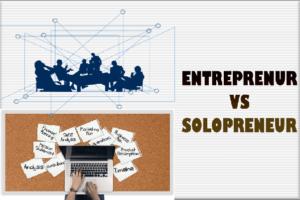 Solopreneur dan Entrepreneur, inovasi, bisnis, sukses dan berhasil, kaya