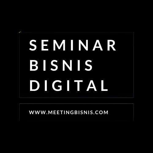 Logo Seminar Bisnis Digital